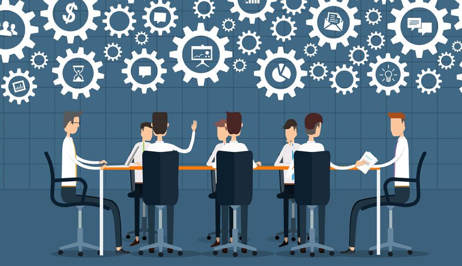 Tipos de organigrama de empresa sinnaps project management for Empresas de desatascos en alicante