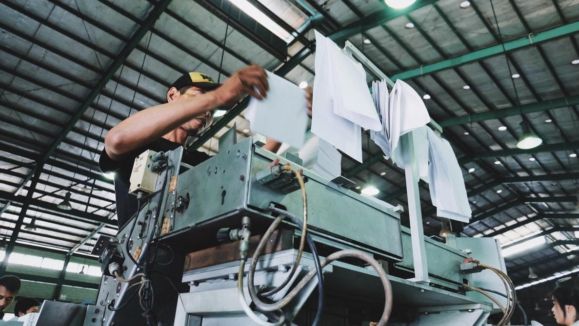 cadena de produccion