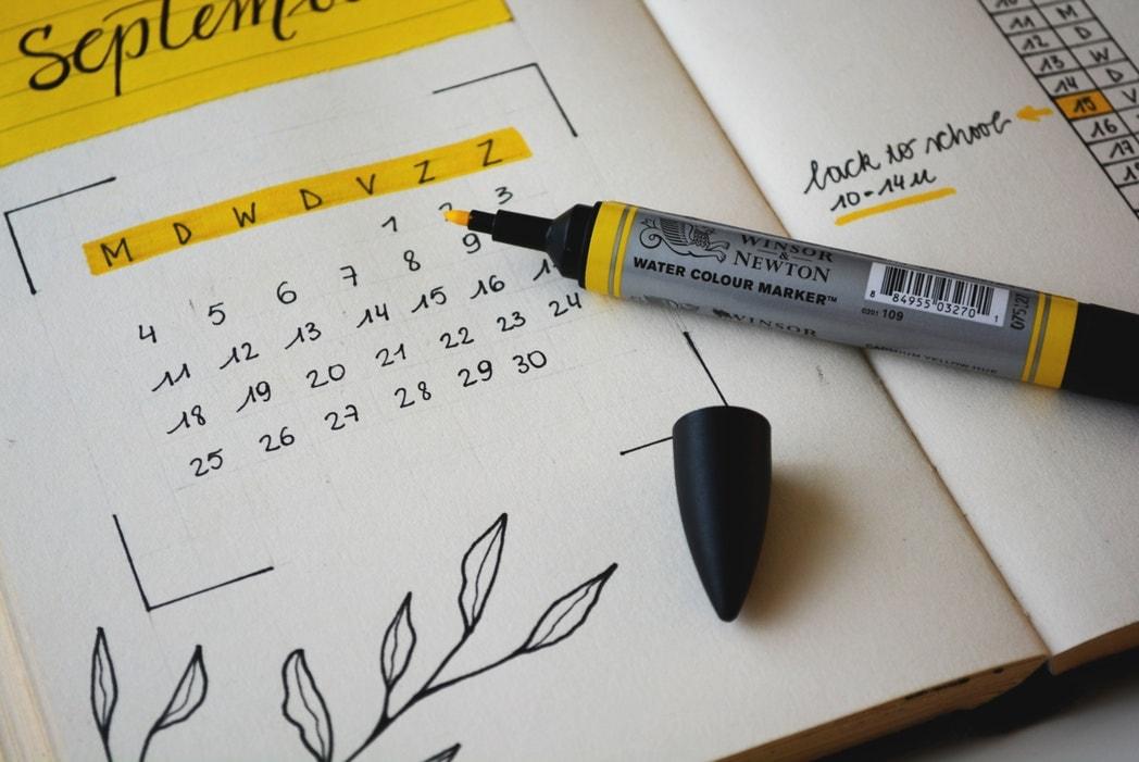 Online Calendar App