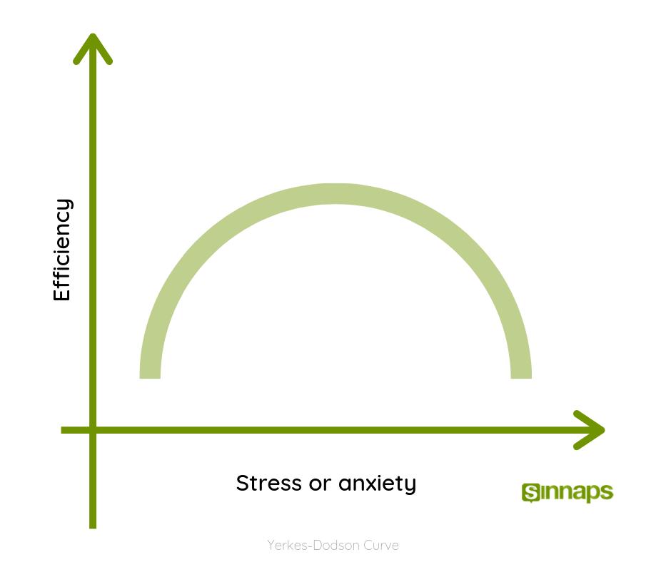 stress Yerkes-Dodson Curve